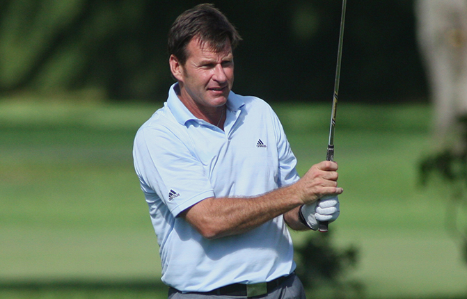 Jaermann & Stübi - The Timepiece of Golf - LEGENDS: Nick Faldo